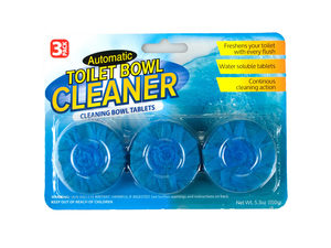 Wholesale: Automatic Toilet Bowl Cleaner Tablets