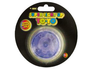 Blue Super Light Up LED Yo-Yo
