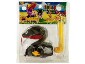 Wind-up Power Snake Toy