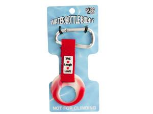 Water Bottle Buddy Carabiner Keychain