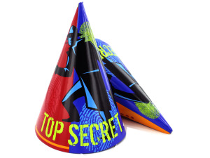 party hats 8 pack