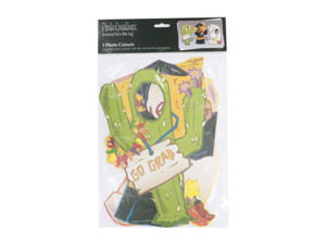 "Wholesale: Grand Fiesta ""go grad"" photo cut-outs"