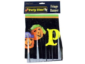 Pirate ghosts party banner