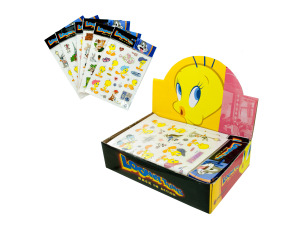 tweety deco stickers