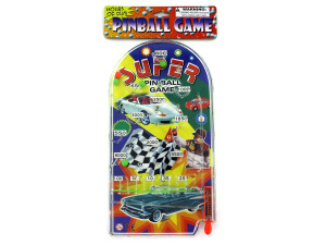 Wholesale: Racing-themed pinball game