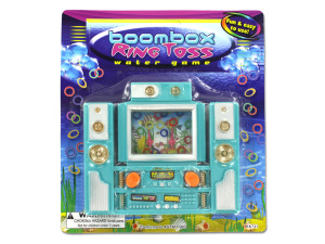 Wholesale: Boom box ring toss game
