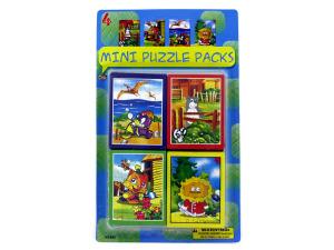 Wholesale: Miniature puzzle pack