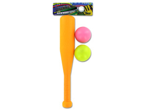 Baseball bat set