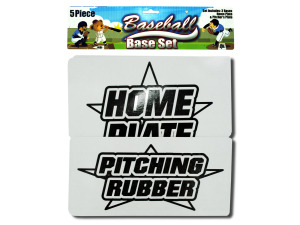 Baseball Base Set