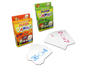 Jumbo flash cards
