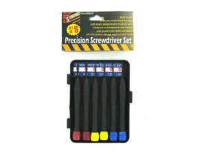 Wholesale: Precision screwdriver set with box