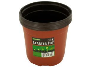 Gardening Starter Pot Set