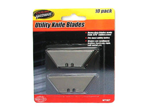Utility knife blades