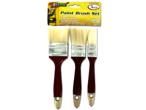 Deluxe paint brush set