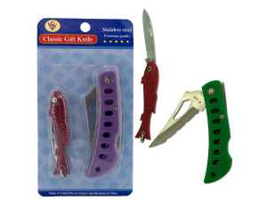 Gift knife set
