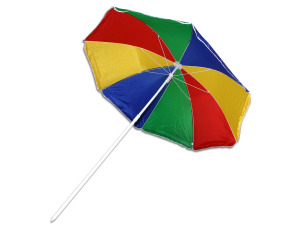Wholesale: Extra Large Beach Umbrella Display