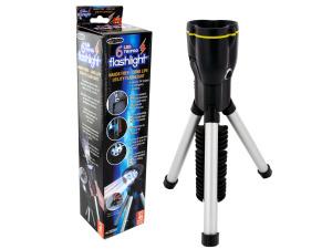 Wholesale: Tripod LED Flashlight
