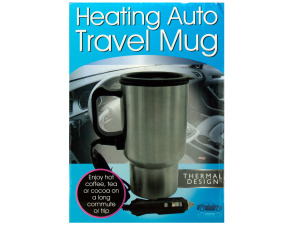 heating auto travel mug