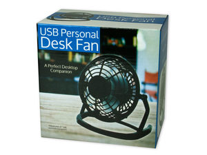 Silent USB Mini Fan