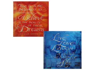 Inspirational Canvas Art