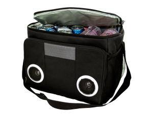 Wholesale: MP3 Speaker Cooler Bag