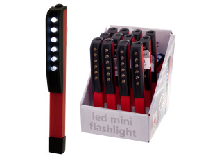 LED Mini Flashlight Countertop Display