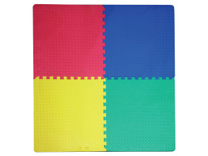 Wholesale: Foam Play Mat with Interlocking Squares