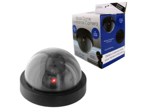 Mock Dome Surveillance Camera