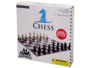 Folding Chess Game