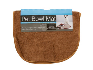 Large Pet Bowl Mat