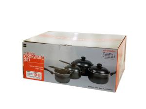 Metal Saucepan Cookware Set