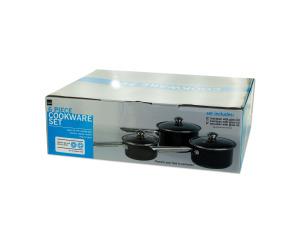 Saucepan Cookware Set