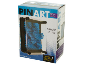 Plastic Pin Art Novelty Gift Game