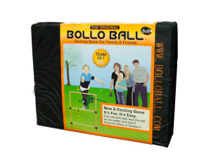 Bollo Ball Team Game Set In Case