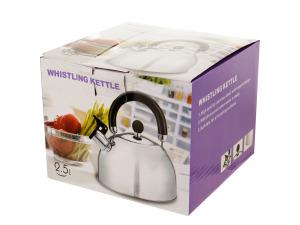 Whistling Stainless Steel Tea Kettle