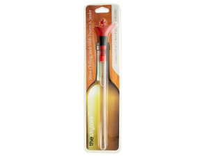 Wine Chilling Stick with Pourer & Sealer