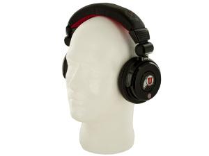 Collegiate Licensed University of Utah DJ Headphones