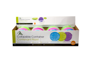 Small Collapsible Food Storage Container Display