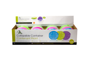 Medium Collapsible Food Storage Container Display