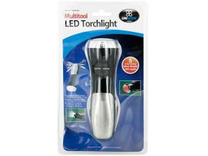 Multi-Tool LED Flashlight
