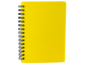 "5"" Yellow Notebook"
