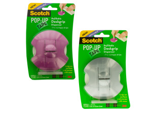Scotch Pop-up Refillable Deskgrip Tape Dispenser