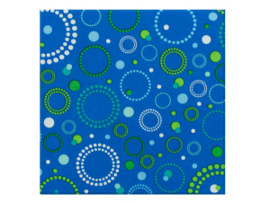 30 pack swirls and stripes napkins 9.875 x 9.875 inch