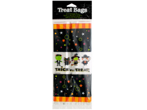 20 pk 4 x 9 in. tiny terrors cello bags