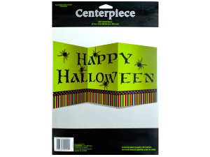27 x 12 in. happy halloween centerpiece