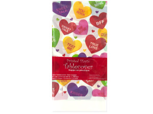 Valentine Candy Tablecover