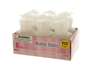 Wedding Bubbles Set