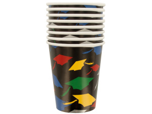 Colors of Graduation Cups Set