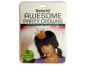 Awesome Party Crowns