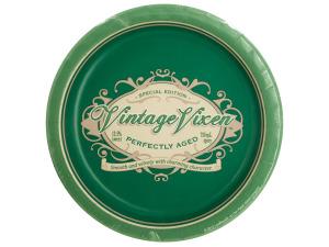Vintage Vixen Birthday Dessert Party Plates
